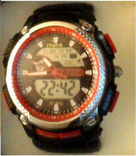 Настроить электронные часы